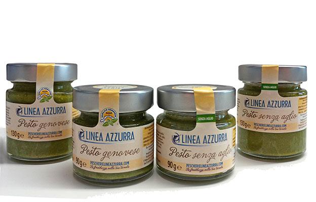 Prodotti i selezionati Linea Azzurra Pesto alla genovese